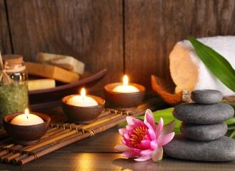 Relaxing aromatherapy massage in Stourbridge